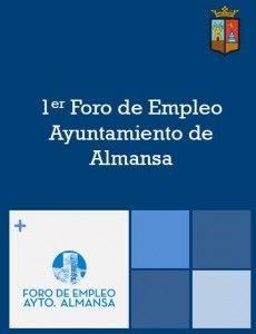 1er Foro de Empleo Ayuntamiento de Almansa