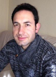 Javier Carrasco -Jefe de Almacén y Logística