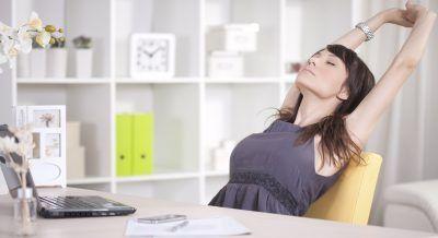 Entorno de trabajo saludable (también en casa)