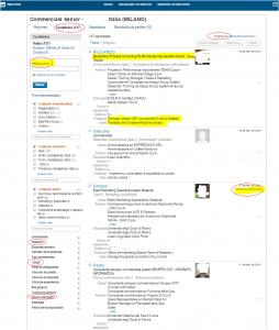 Cómo buscar trabajo en Linkedin. Tutorial