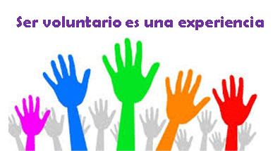 Trabajar de voluntario plus en tu experiencia