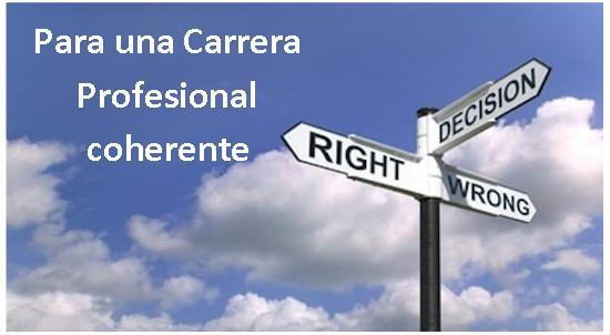planificar carrera profesional