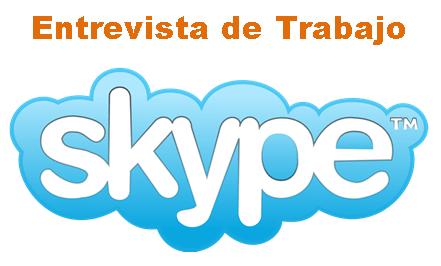 Entrevista de trabajo skype