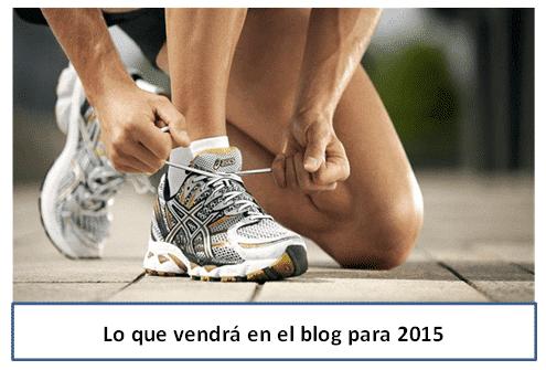 Novedades en blog en 2015