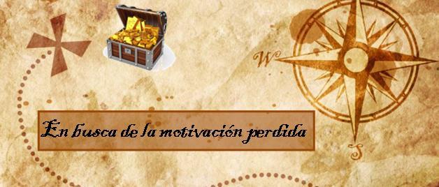 buscando motivación perdida