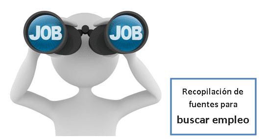 fuentes de buscar empleo