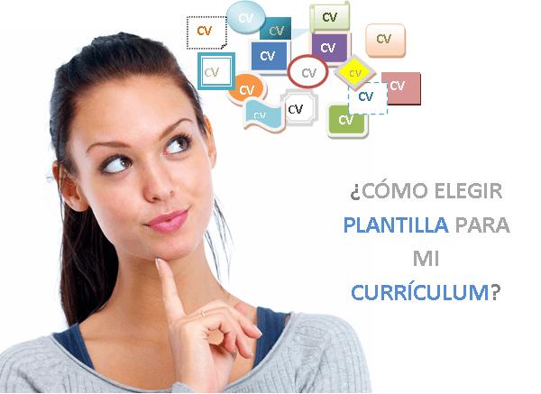 top mejores plantillas curriculum vitae   gu u00eda para elegir