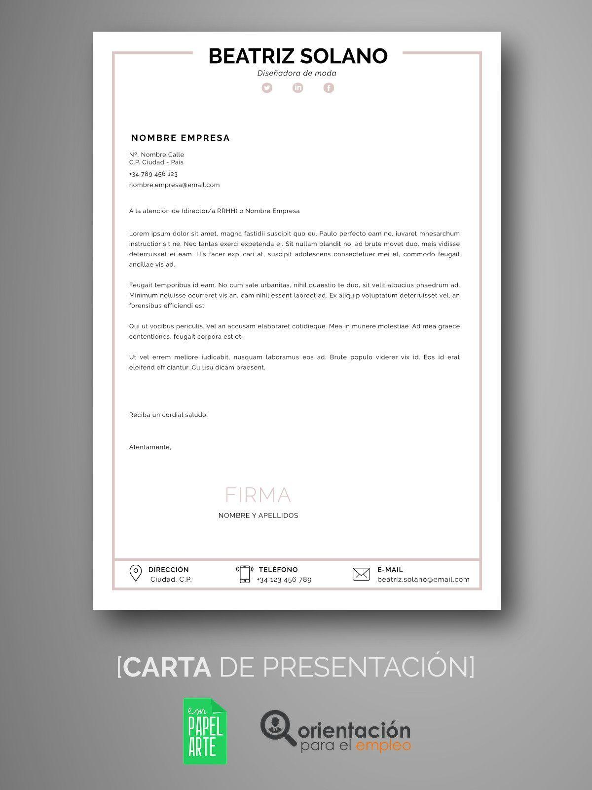 Increíble Plantilla De Words De Presentación Friso - Ejemplo De ...