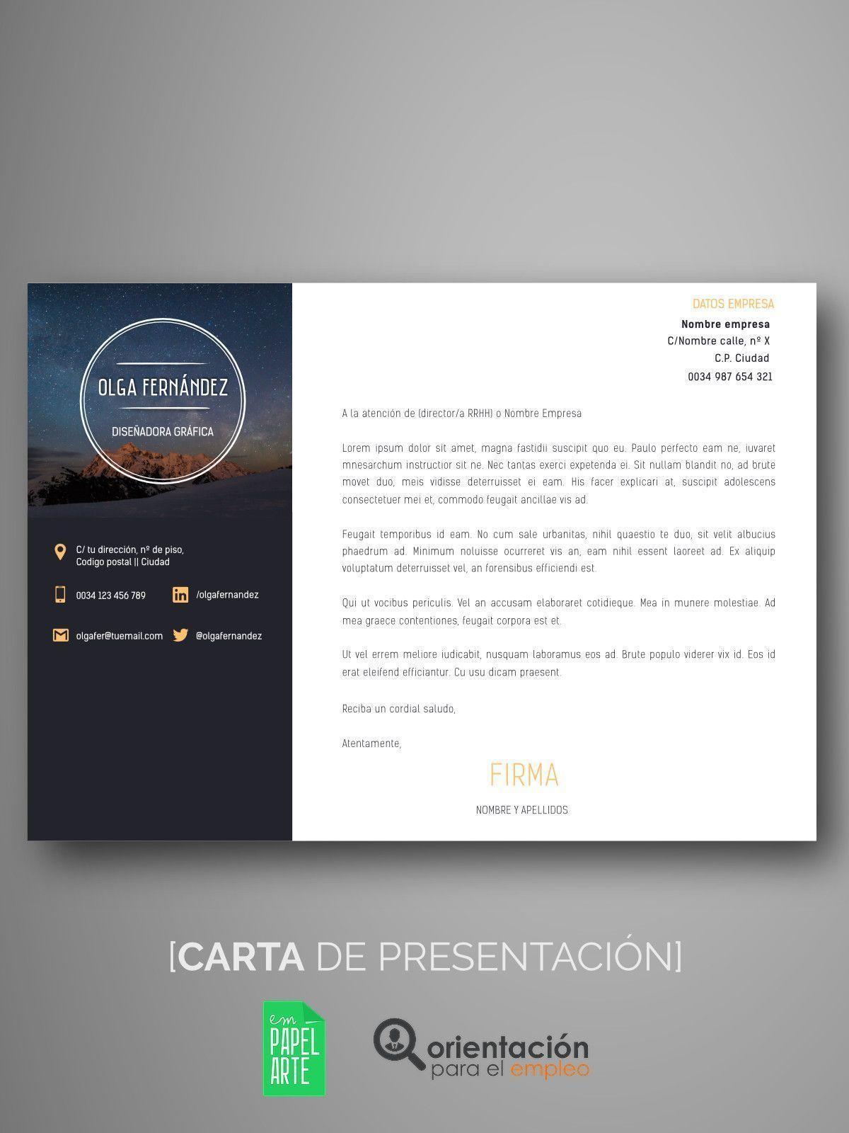Bonito Curriculum Vitae Y Carta De Presentación Maestro Elemental ...
