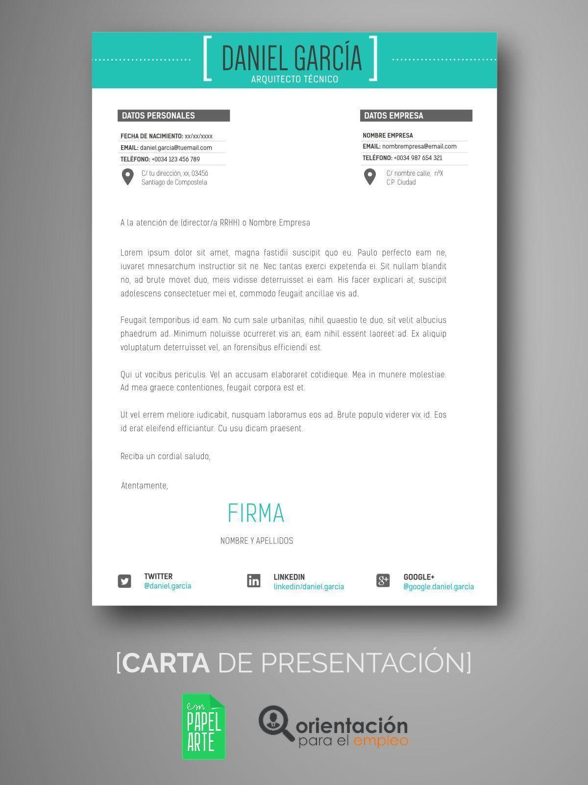 Atractivo La Carta De Presentación Del Curriculum Vitae Del Técnico ...