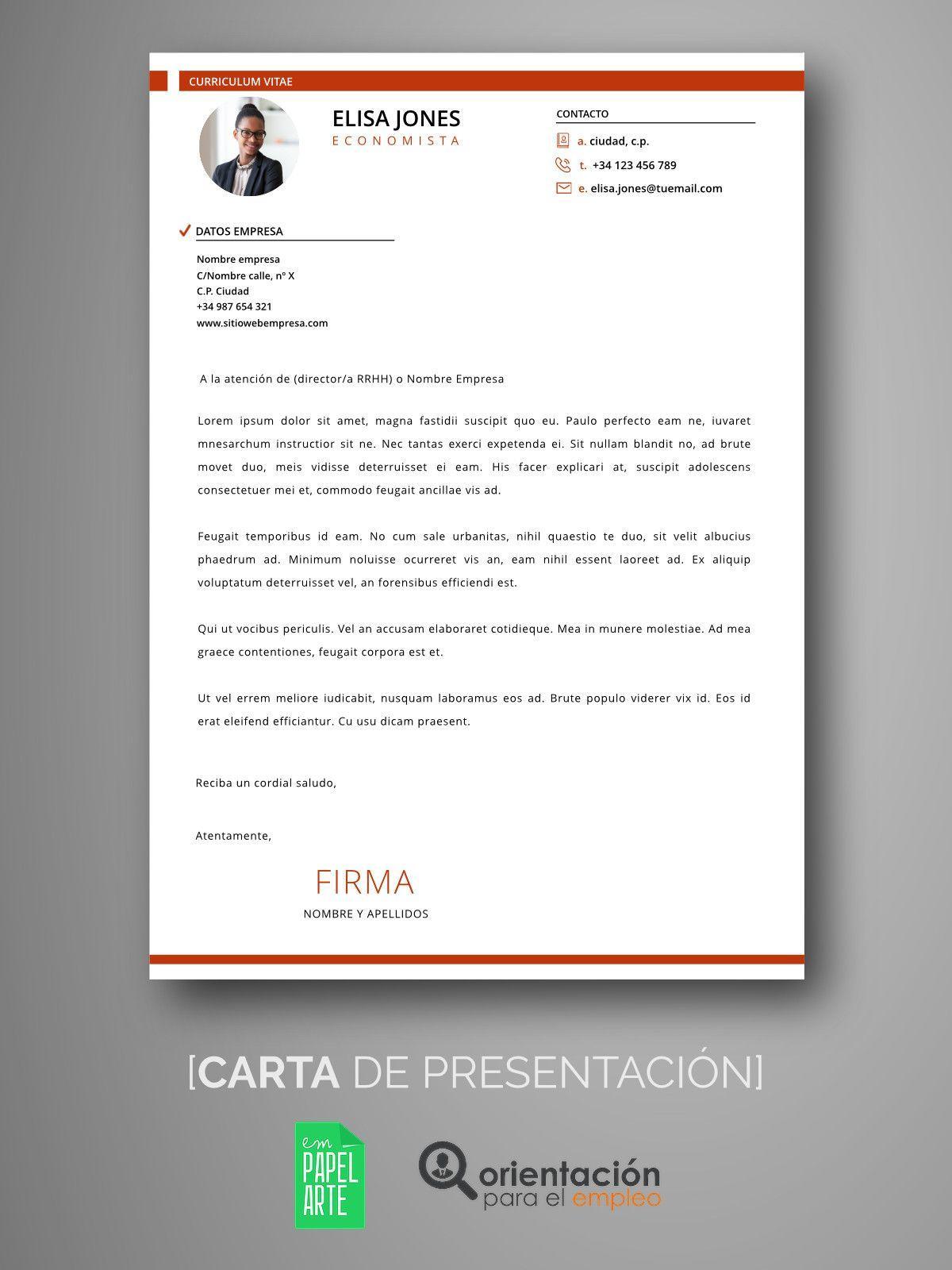 Lujo Carta De Presentación De Reanudar Inspiración - Ejemplo De ...