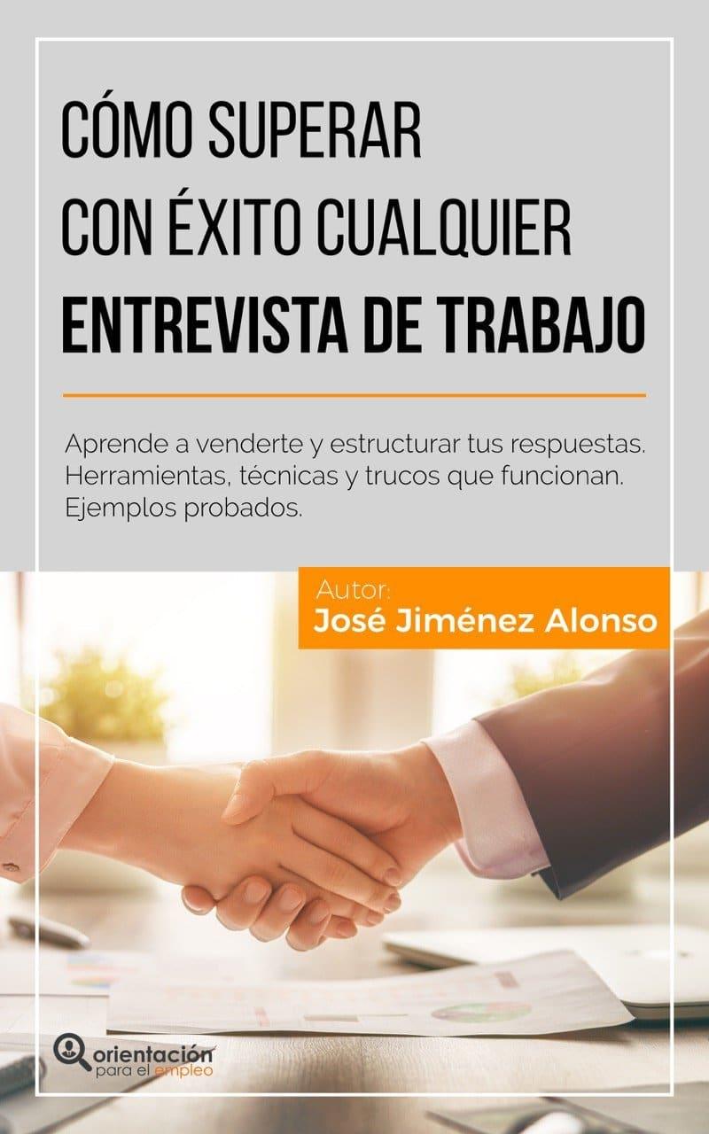 eBook: Superar con éxito una Entrevistas de Trabajo (PDF)