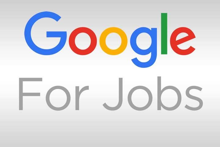 Buscar trabajo con google
