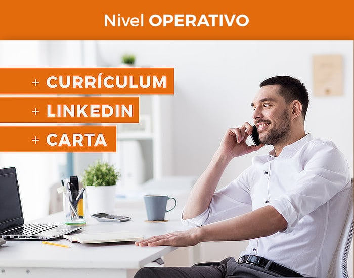 Pack curriculum para comercial financieros team leader