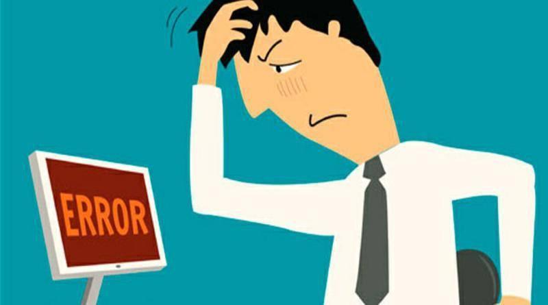 errores busqueda de empleo
