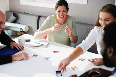 Actividades team buildin faciles