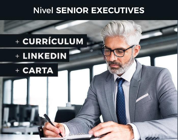curriculum diseñados para altos ejecutivos, directivos, presidentes