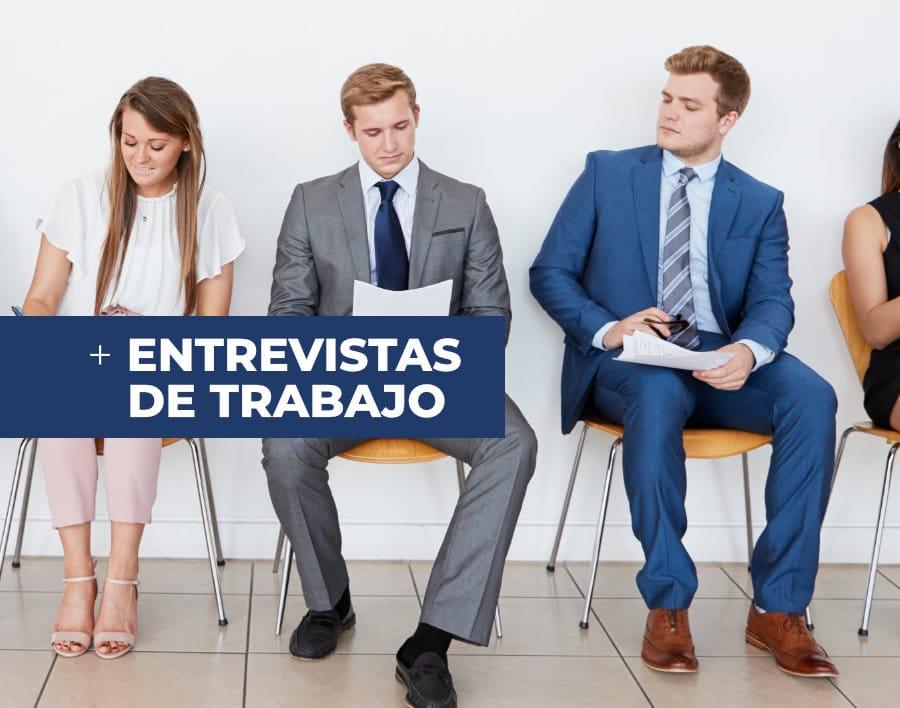servicio entrevista de trabajo