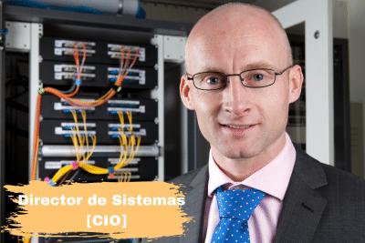 Director de Sistemas de la Información