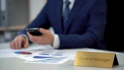 Director General Perfil