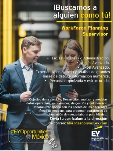 WorkForce Planning Supervior